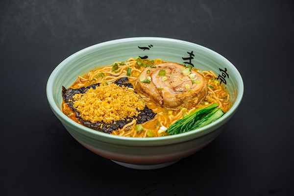 Garlic Tan Tan Ramen