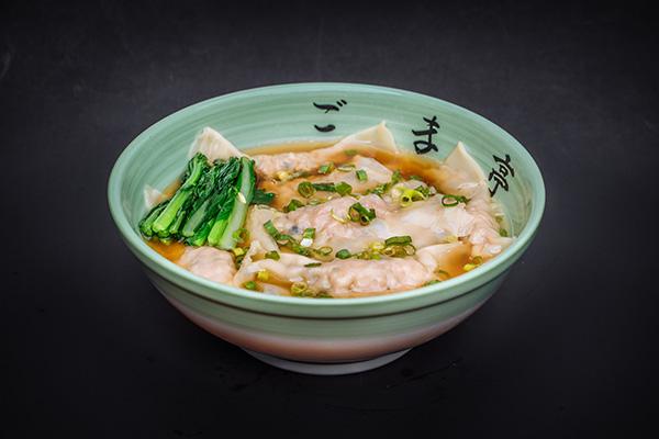 Japanese Wonton Soup